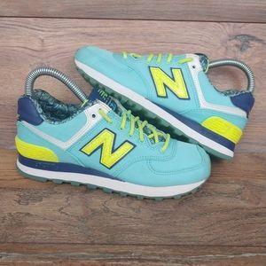 New Balance 574 Luau
